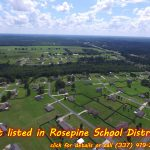 Just listed in Ridgebook Subdivision in Rosepine