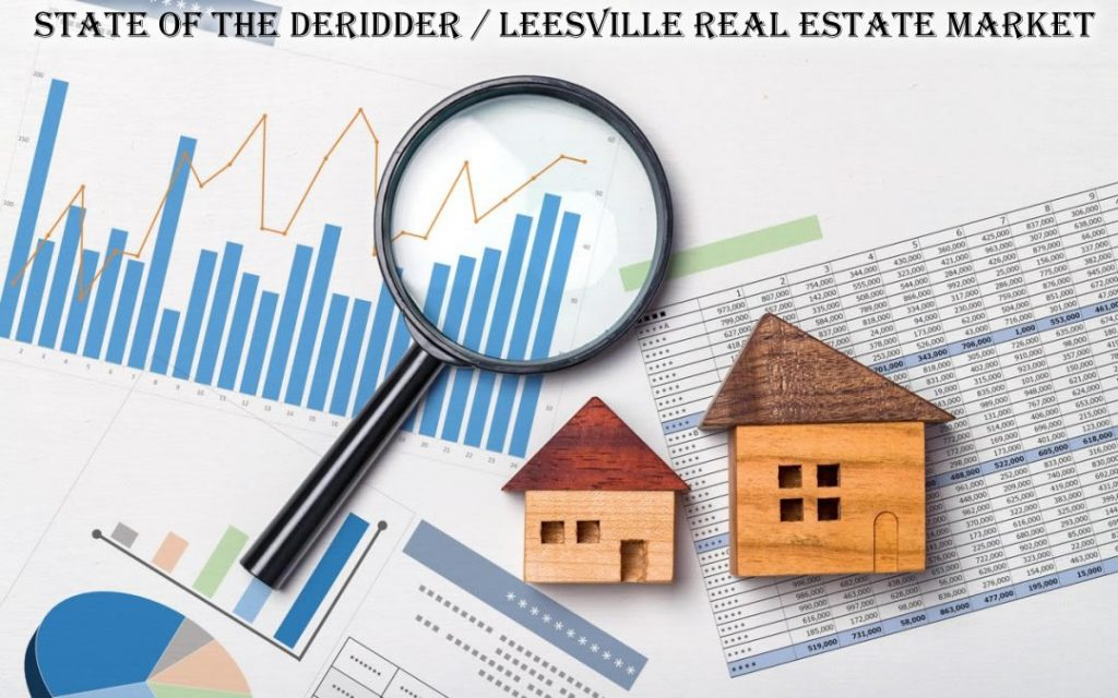 state of the DeRidder Leesville real estate market