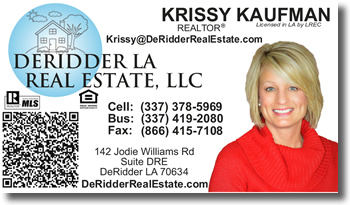 Krissy Kaufman, real estate agent