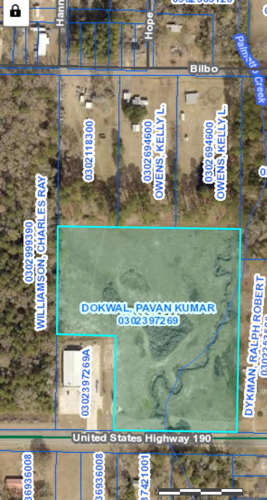 US-190, DeRidder LA land for sale $149,900 MLS 26-2155 on